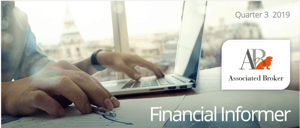 Financial Informer - Third Quarter 2019